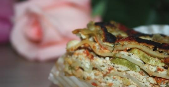 Învață să gătești sănătos: lasagna vegană