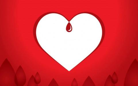 Împarte dragoste! Donează sânge!