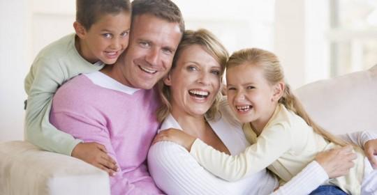 În căutarea fericirii în familie