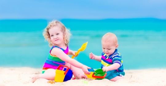 Măsuri de prim ajutor în cazul insolației la copil
