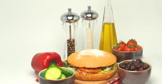 Hamburger vegetal